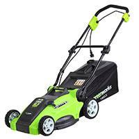Greenworks Tools Elektrorasenmäher 1200W - 25147