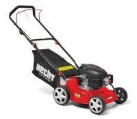 Hecht Benzin Rasenmäher 40 3,5 PS Motorleistung, 40,6 cm Schnittbreite