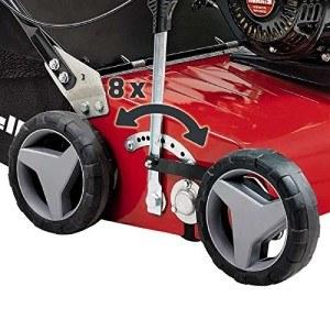 Einhell Benzin Vertikutierer GC-SC 2240 P (2,2 kW, 118 cm³, 40 cm Arbeitsbreite, 45 l Fangsack, empfohlen für Rasenflächen bis 1200 m³)