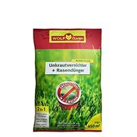 WOLF-Garten Rasen- Langzeitdünger wirkt jetzt noch effektiver.