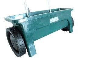 CON:P B46860 Streuwagen, 12 Liter mit Regulierung