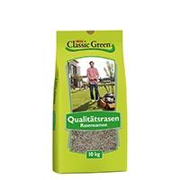 Rasensamen im Test: Classic Green Rasenmischung zum Begrünen