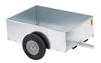 AL-KO 110804 Anhängerwagen TA 250 für Rasentraktoren