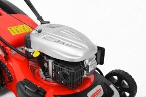 Hecht-548-SWE-ELEKTRO-Start-Benzin-Rasenmaeher-Radantrieb-5-PS-46-cm-Motor