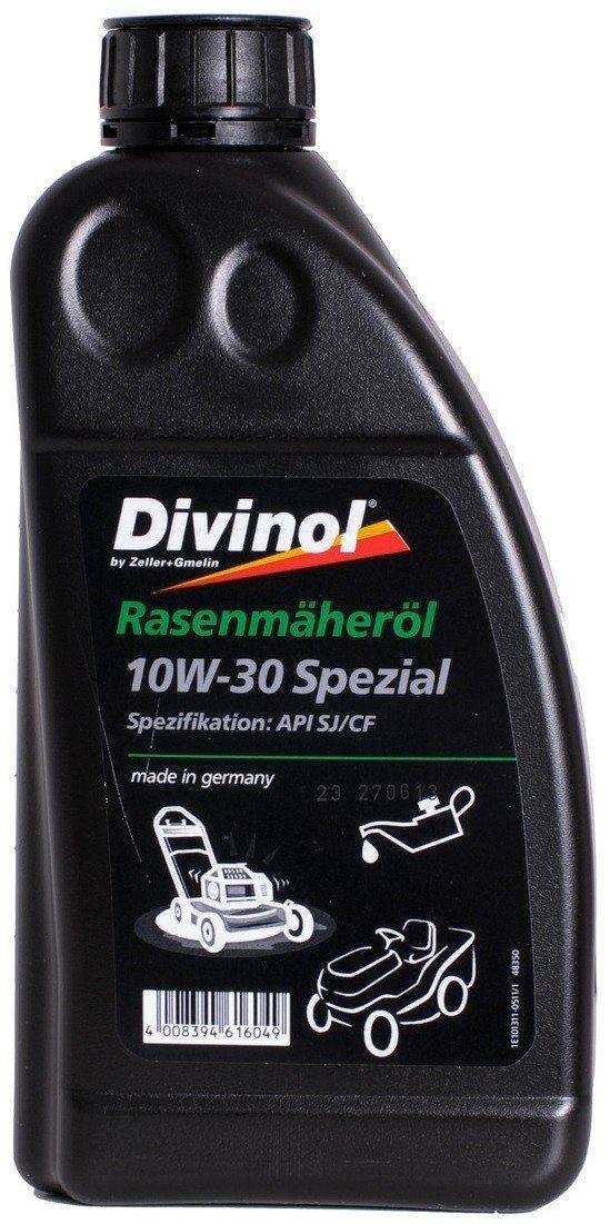 divinol rasenmaeheroel spezial sae 10w 30 1x1 liter 4 takt. Black Bedroom Furniture Sets. Home Design Ideas