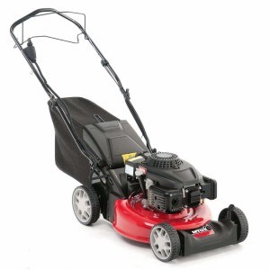 TD - Benzin- Rasenmäher mir Radantrieb - SMART 46 SPOE