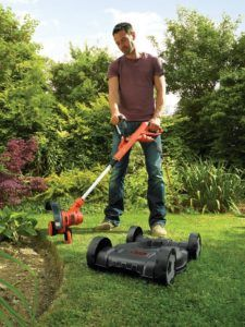 Black+Decker 3-in-1 Multi-Trimmer-Kit im Test
